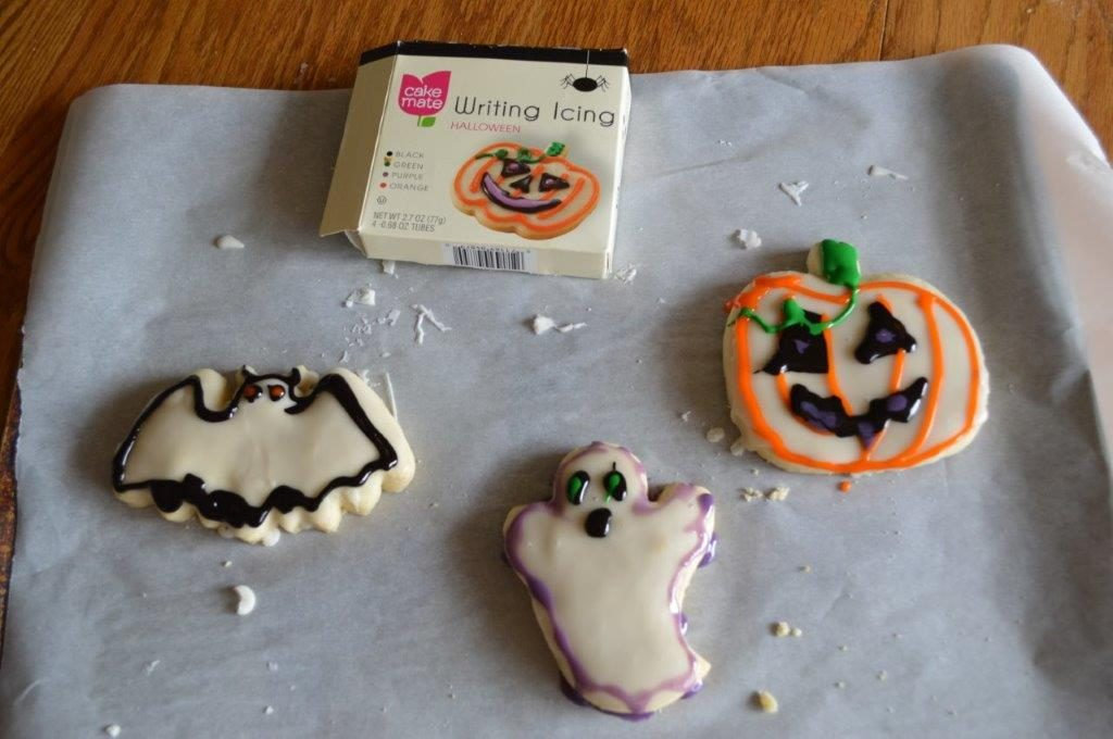 Halloween Cookie-8