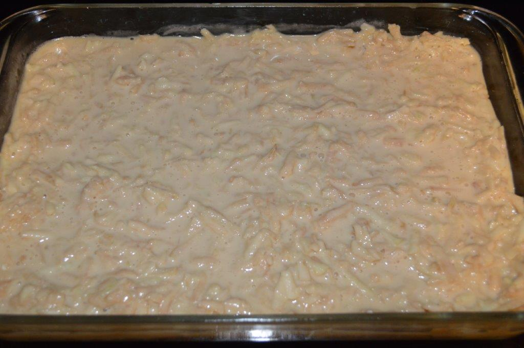 Sour Cream Apple Bars 6