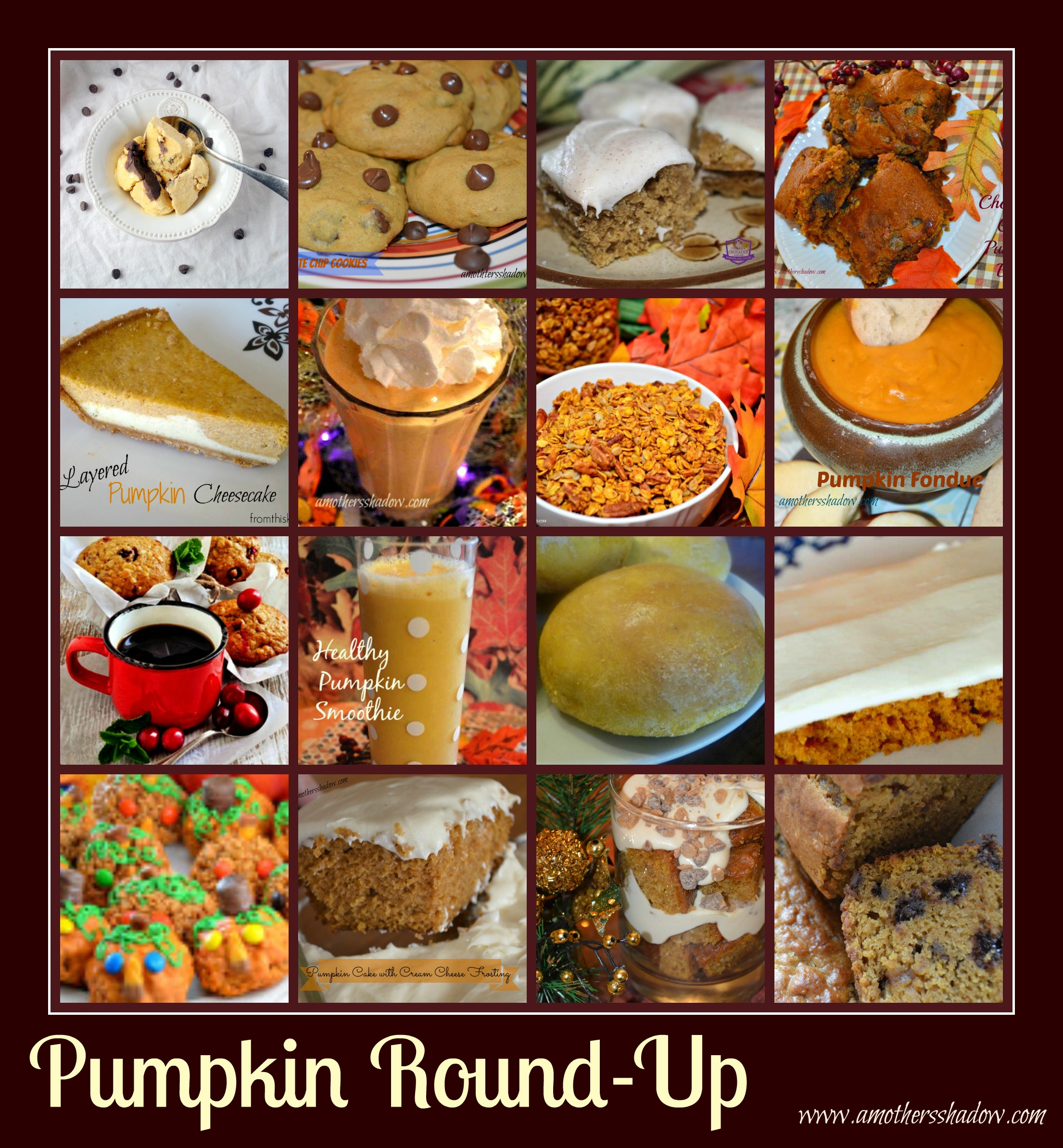 Pumpkin Round-Up