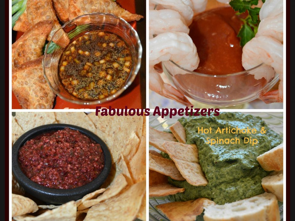 appetizers, easy treats,