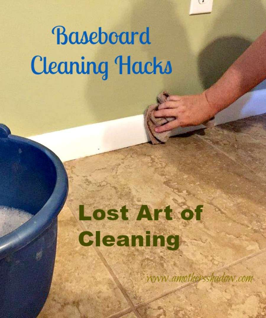 Do You Know How to Clean Your Baseboards?