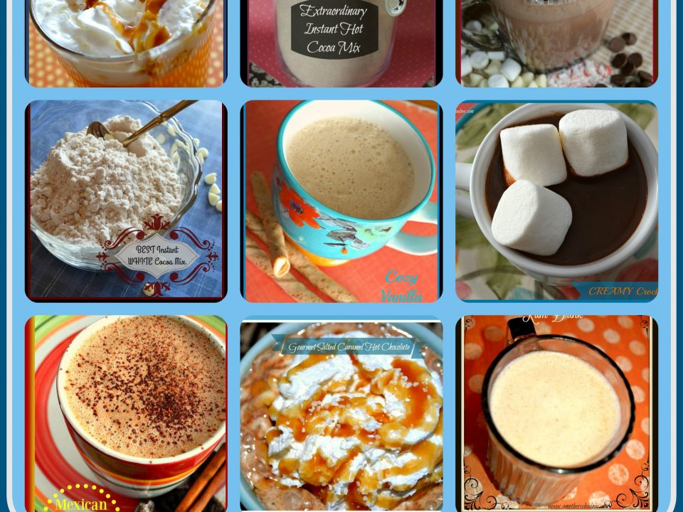 9 Family Friendly Hot Drinks