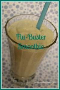 Flu Buster Smoothie 2