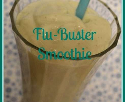 Flu Buster Smoothie