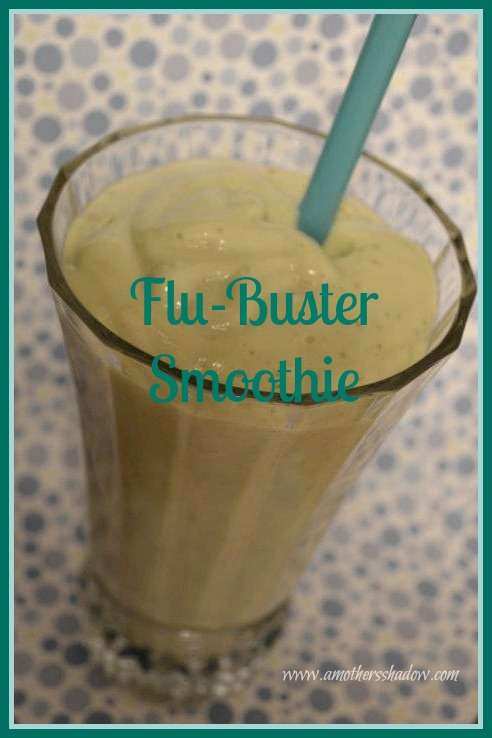 Flu-Buster Smoothie