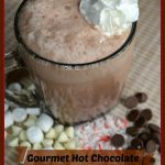 Gourmet Homemade Hot Chocolate