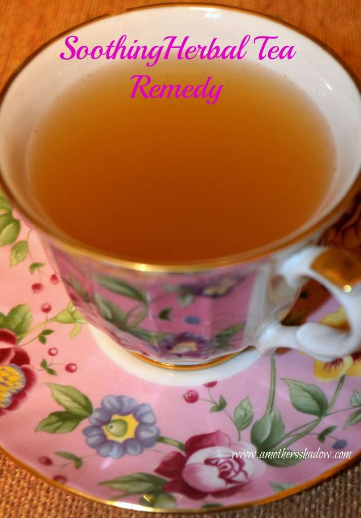 Soothing Herbal Tea Remedy