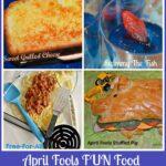 April Food Food