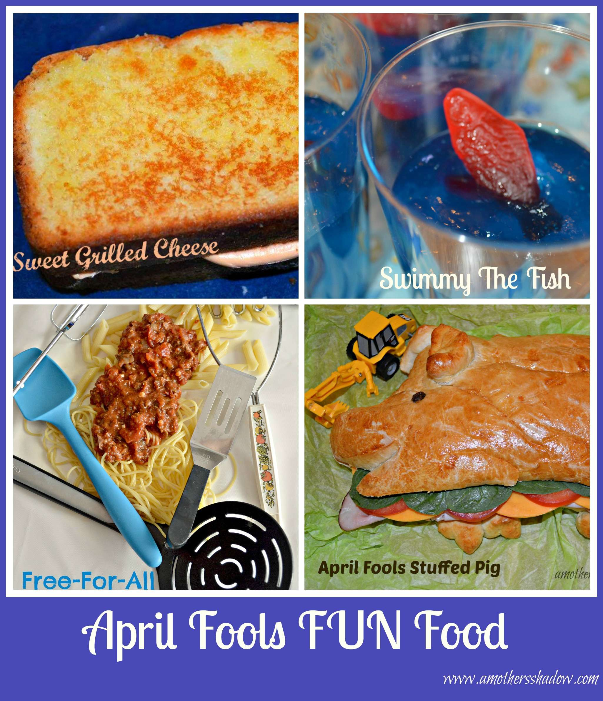 Creative April Fools Food