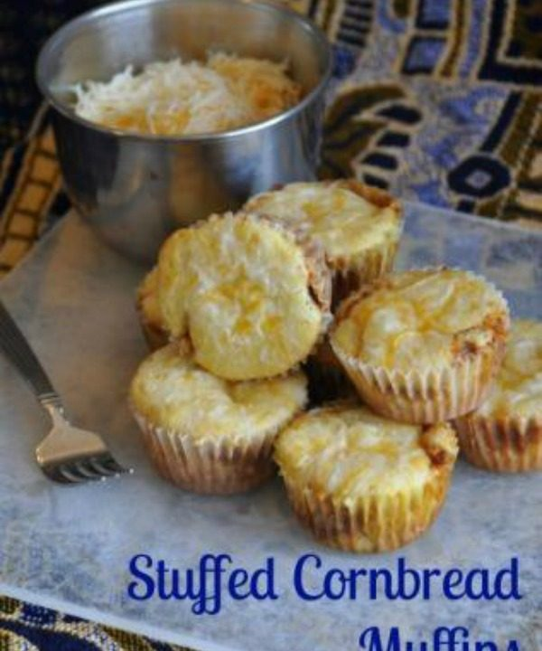 Stuffed Corn Bread