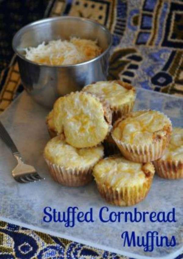 Stuffed Corn Bread