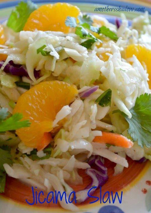 Jicama Salad