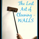 The Lost Art of Cleaning – Walls