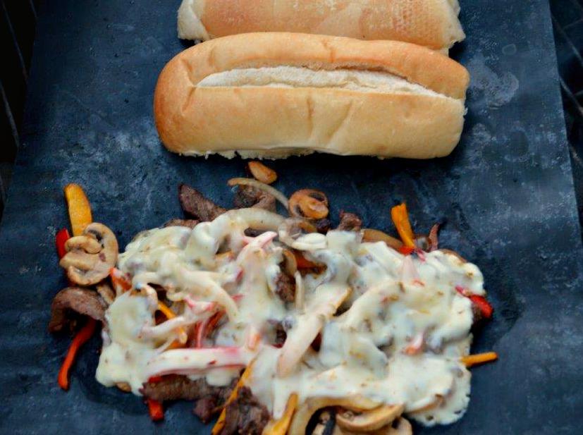 Best Ever Philly Steak Sandwich