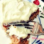 BEST Ever Zucchini Cake