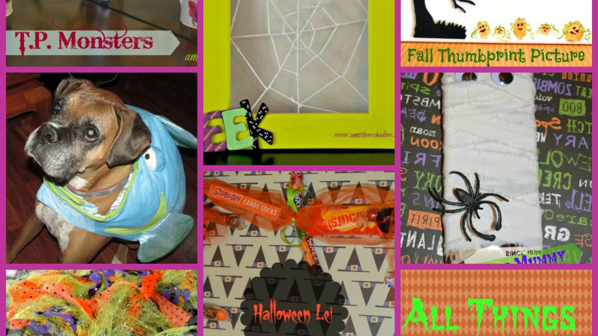 Halloween crafts and gifts