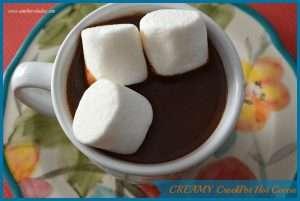 Creamy CrockPot Hot Cocoa 1