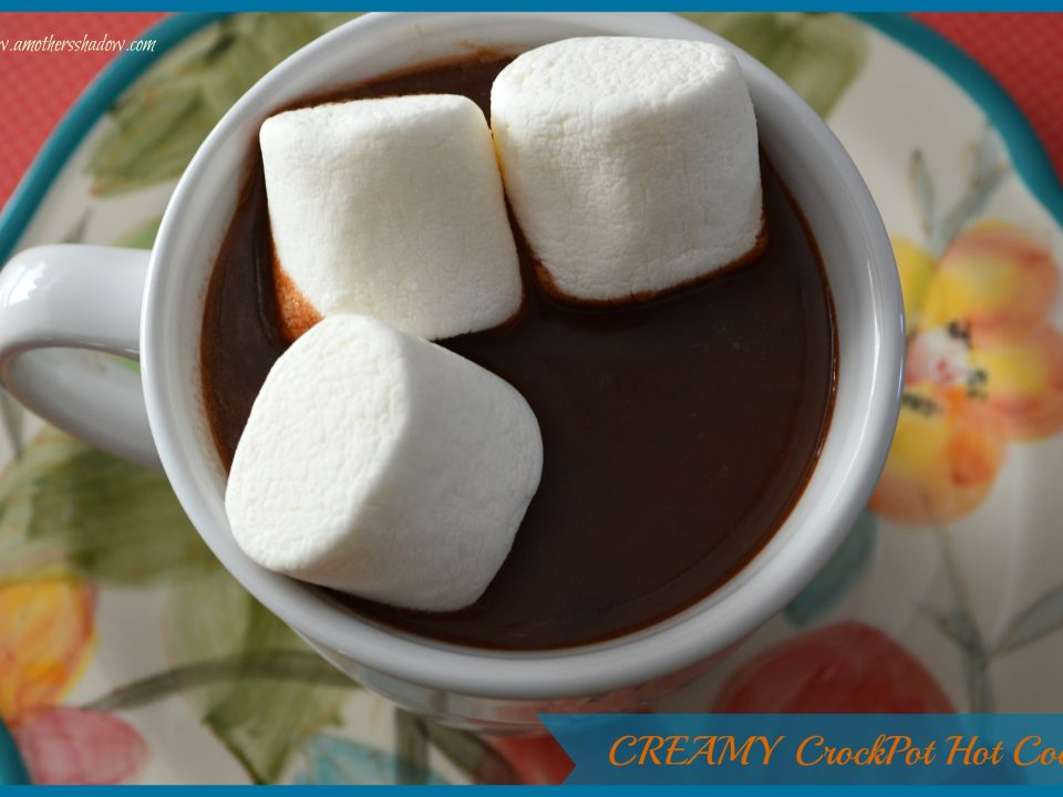 Creamy CrockPot Hot Cocoa 1
