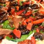 Guiltless Pizza