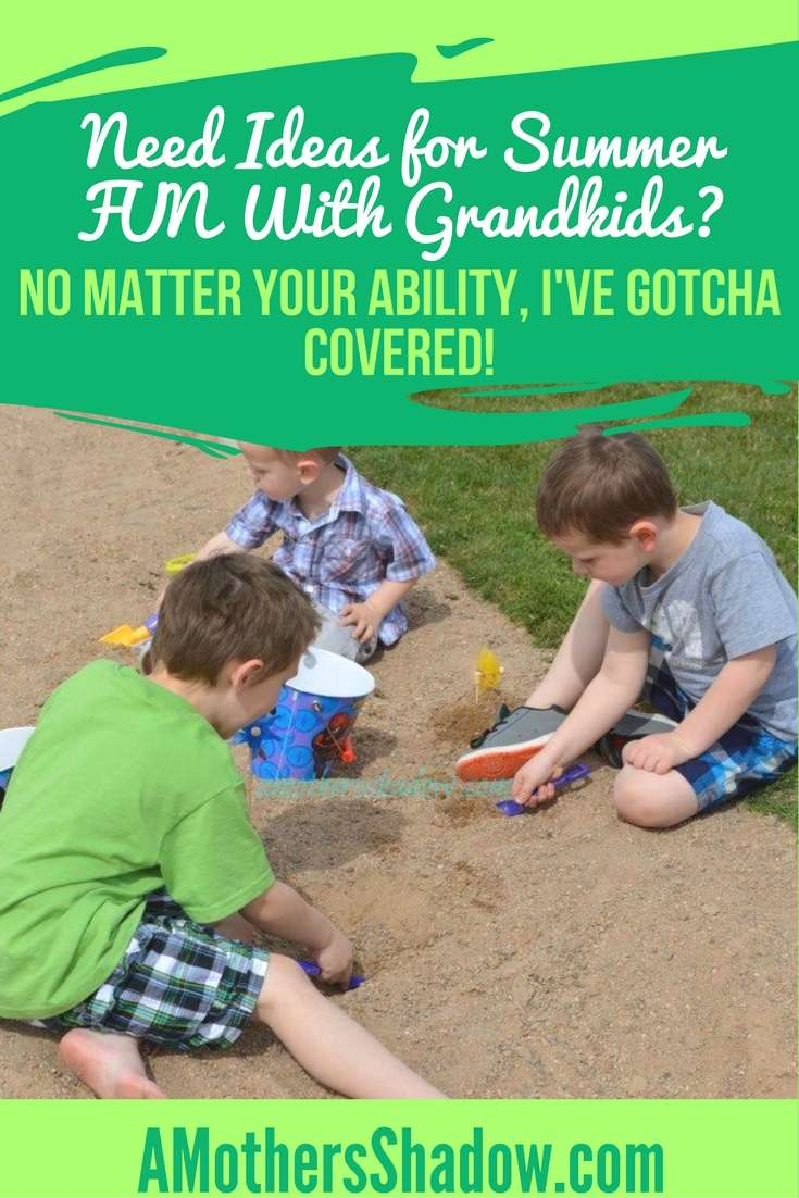 WHY Should I Spend Time With MY Grand-kids?
