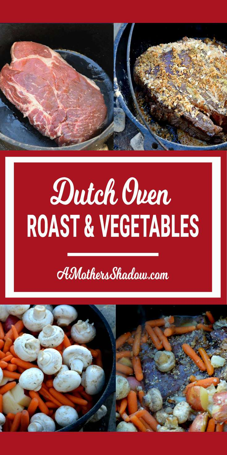 Dutch Oven Beef Roast and Vegetables