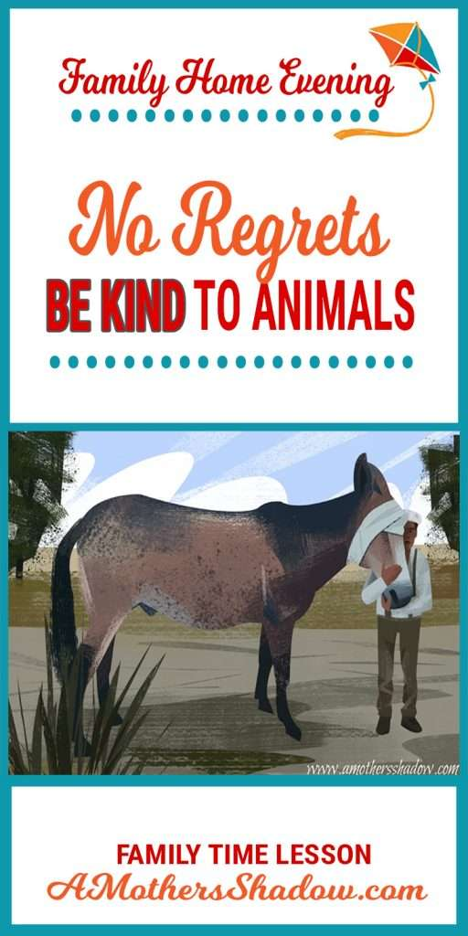 Be Kind To Animals Family Time Lesson