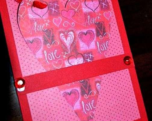 DIY Valentine Card