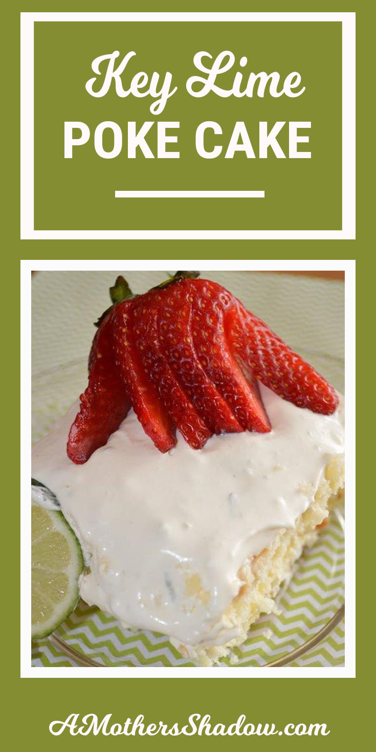 Refreshing Key Lime Cake with creamy frosting