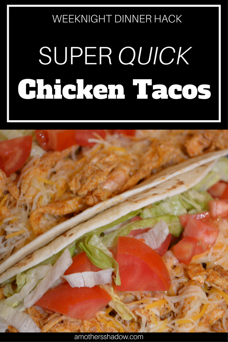 Best Anytime Chicken Tacos