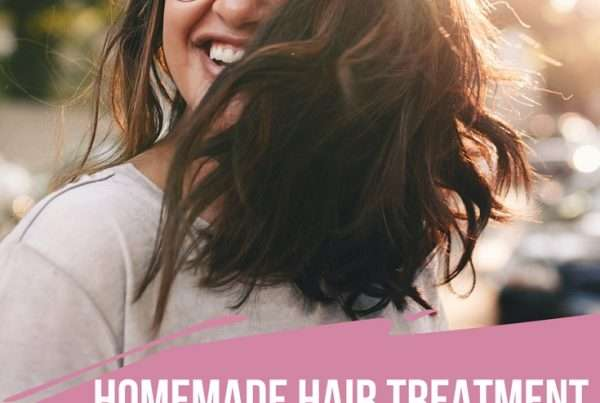 Homemade EASY Hair Conditioner