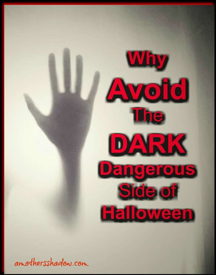WHY Avoid the DARK Dangerous Side of Halloween