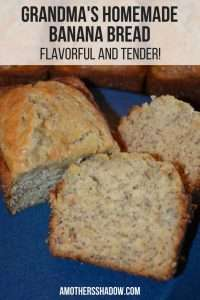 The best flavor banana bread