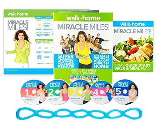 Miracle Miles Walk At Home