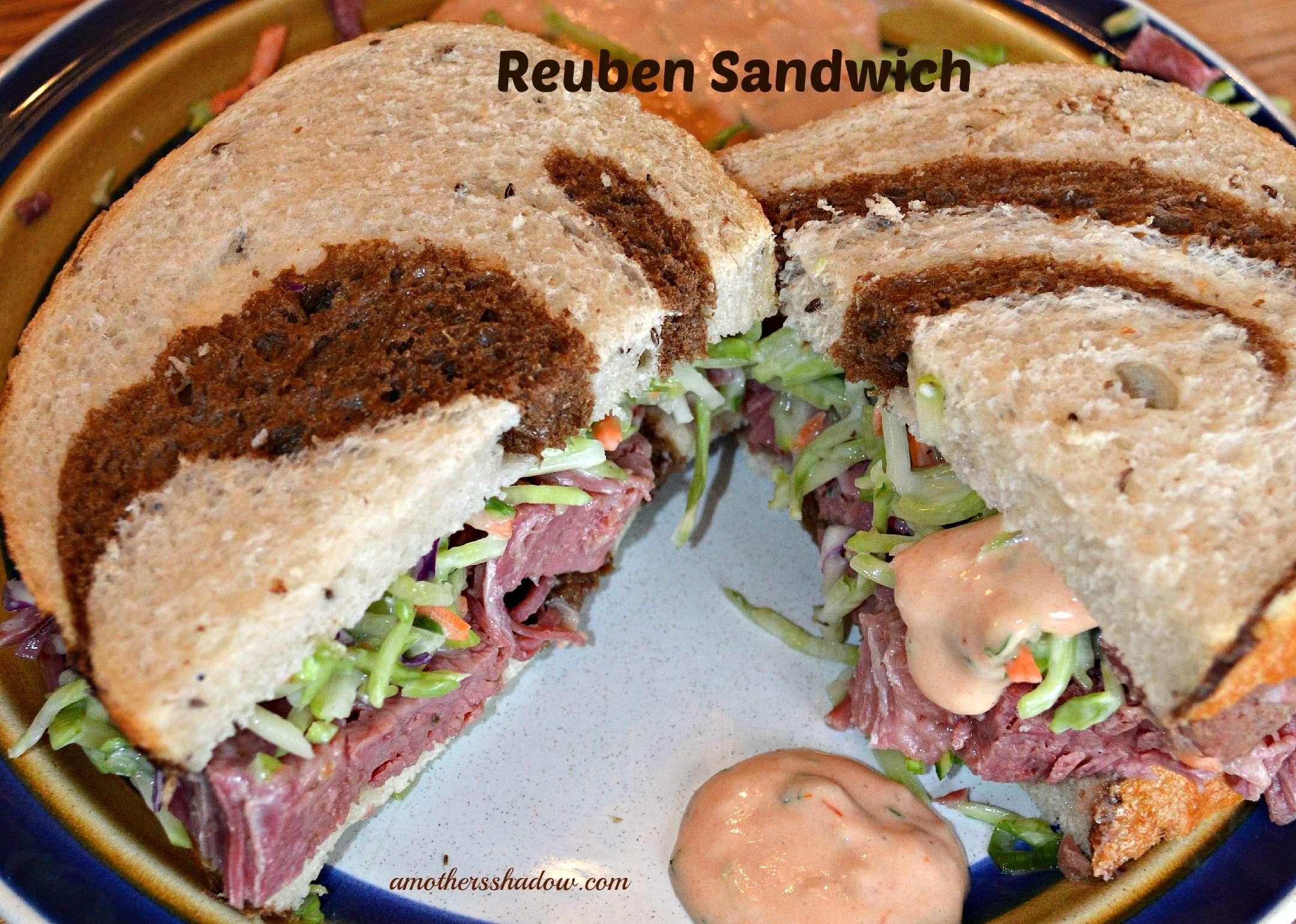 Best Reuben Sandwich Ever