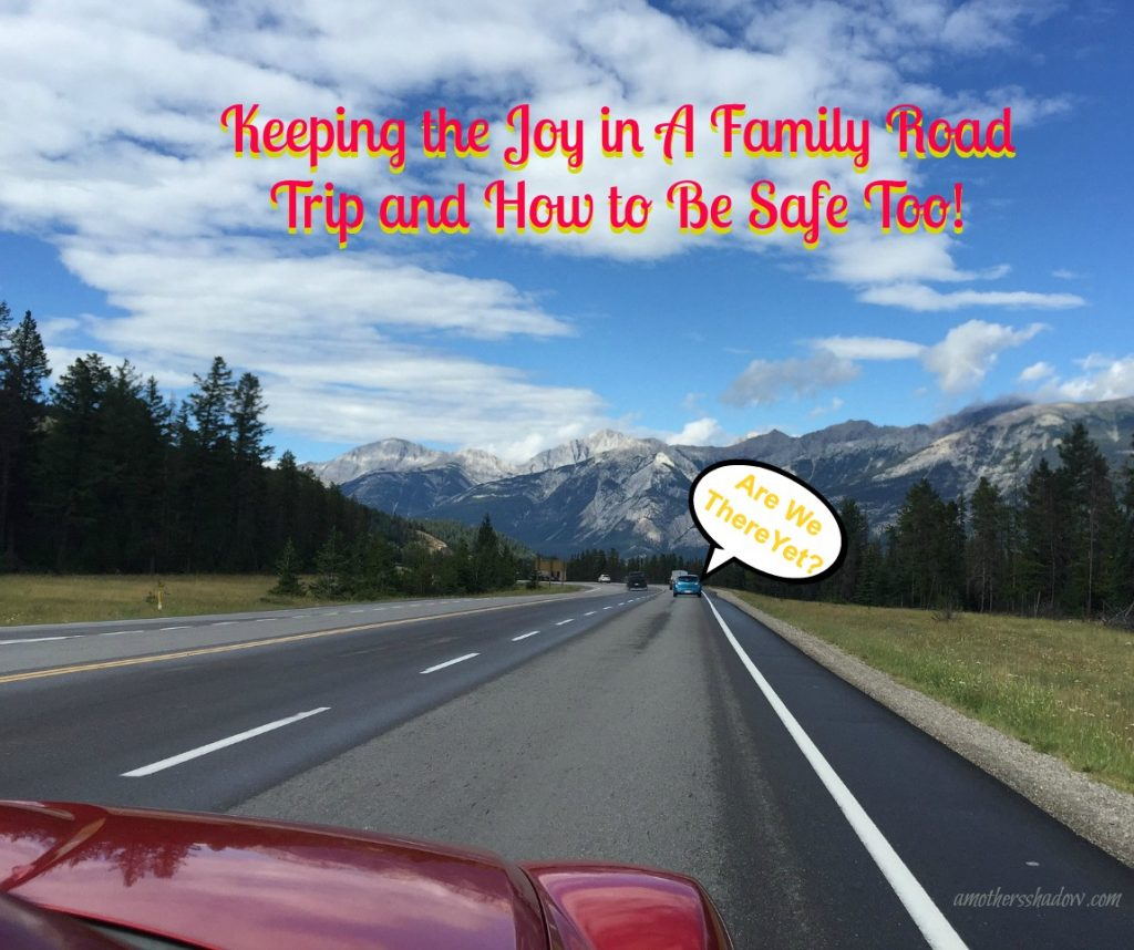 Family road trips and preparing your vehicle